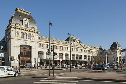VTC gare Albi vers Toulouse